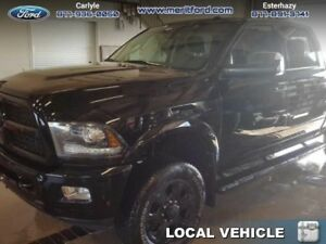 2014 Ram 3500 Laramie  - local - one owner - trade-in - sk tax p