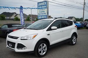 2014 Ford Escape SE ACCIDENT FREE | ONE OWNER | NAVI | R.CAM