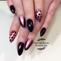 Hiring Nail Technician at extremely busy nail salon