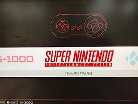 Retropie Gaming System ~ Mini SNES ~ Mini NES ~ MegaDrive etc ~ thousands of games