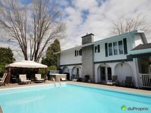 319 000$ - Maison à paliers multiples à vendre à Alma