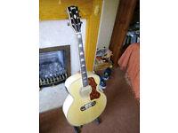 replica acoustic guitar