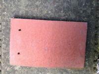 250 redland roof tiles used (some unused) .