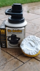 "Wen ""The Detailer"" 10 inch Orbital Car Waxer"