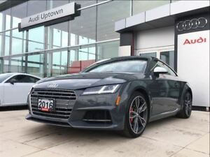 2016 Audi TTS 2.0T W/ NAVIGATION & RED CALIPERS