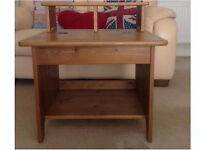 Wooden children's desk
