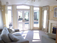 Static caravan Cosalt Kingsmede 39 x 12 ft 2 bedroom caravan, double glazing, central heating
