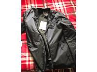 SikSilk Navy Jacket