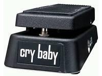 Cry Baby Wah Wah pedal