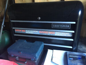 "Craftsman 4 Drawer 28"" Tool Chest"