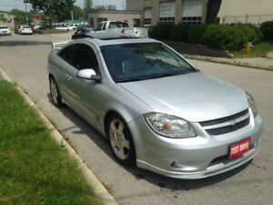 2007 Chevrolet Cobalt SS Supercharged Coupe (2 door) Manual