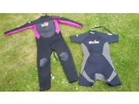 Wetsuits (childrens)