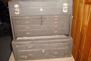 KENNEDY 2 PC TOOLBOX