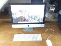 iMac 21.5 inch - 3.06 Ghz Intel Core i3 - mid 2010