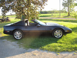 Dont Miss out on this one nice 1985 C4 Corvette Targa Top