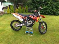 KTM 450 449.3cc SX-F (Dungey Replica) Moto Cross 2013MY SX-F motocross motox mx