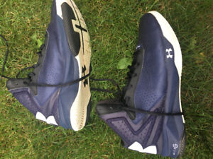 Basketball shoes UnderArmour 8.5