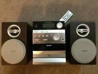 Phillips Cd/tape Stereo