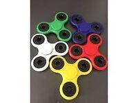 NEW Fidget Spinner Hand Finger Focus Ultimate Spin Aluminum EDC Bearing Toys