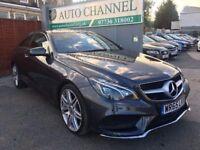 Mercedes-Benz E Class 3.0 E350 CDI BlueTEC AMG Line (Premium) 9G-Tronic Plus 2dr (start/stop)