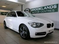 BMW 1 SERIES 2.0 116d SPORT [BEST COLOUR, ?30 TAX and DAB RADIO]