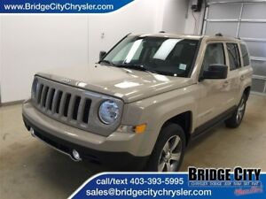2017 Jeep Patriot High Altitude Package! *DEMO UNIT*