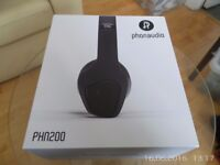 Brand New Phonaudio PHN200 headphones