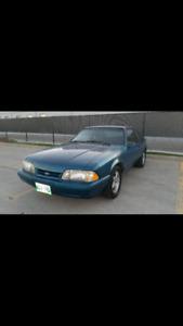 93 LX Mustang 2.3l