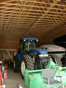 2002 TV 140 New Holland Tractor for Sale