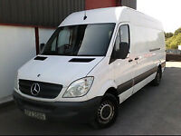 2010 Mercedes Sprinter 313 LWB for Auction