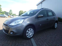 Renault Clio 1.5DCi Grand TourTom Tom Left Hand Drive(LHD)