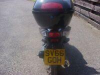 50cc Spyder Moped