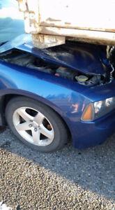 2009 Dodge Charger Sedan Repair or Salvage
