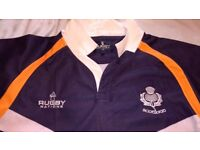 Official Rugby Nations Scotland polo