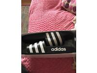 New in box Adidas sliders