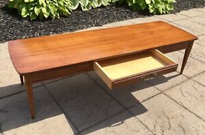Heirloom of Canada Co. Coffee Table - 5 ft in Length - $65 OBO