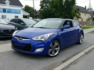 2012 Hyundai Veloster TECH 0 DOWN $47 WEEKLY!