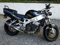 Honda CBR 900 RR Fireblade naked customised street fighter. 1997 solid bike 34000 miles