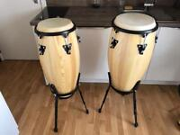 Congo drums 10' 11'