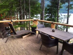 Live Edge Railings Indoor & Outdoor