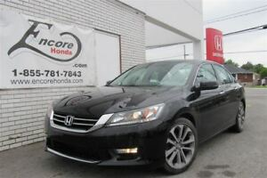 2014 Honda Accord Sport/JAMAIS ACCIDENTÉ/