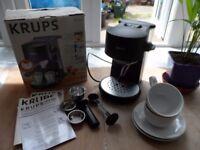 Krups Expresso Coffee Machine