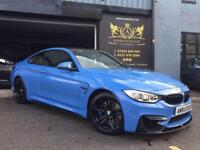 2014 BMW M4 3.0 ( 425bhp ) ( s/s ) M DCT M PERFORMANCE & CARBON PACK
