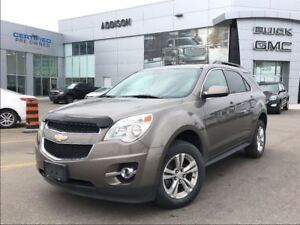 2010 Chevrolet Equinox 1LT One owner, accident free