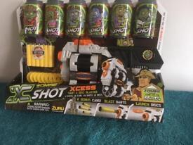 Zombie XC Shot