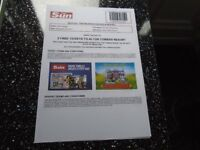 4 FREE ALTON TOWERS TICKETS