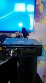 Pioneer. Car stereo