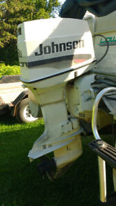 50hp johnson long shaft(REDUCED , MUST GO)