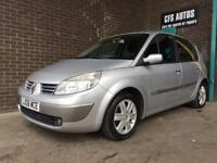 2006 RENAULT SCENIC DYNAMIQUE *CAMBELT REPLACED* LOW MILEAGE