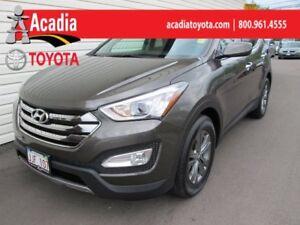 2014 Hyundai Santa Fe Sport SANTA FE GLS